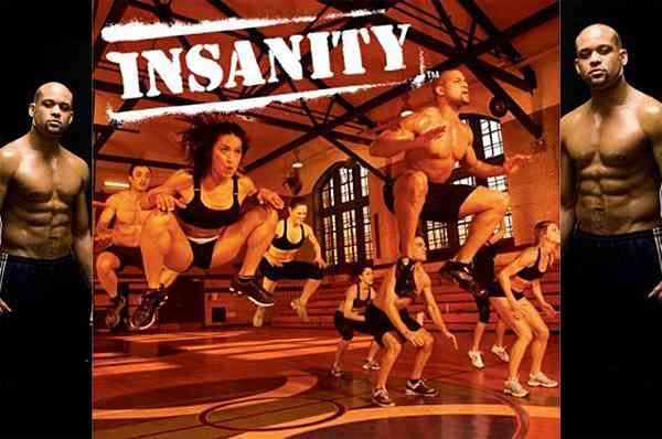 The Insanity Workout-not for exercise slackers!